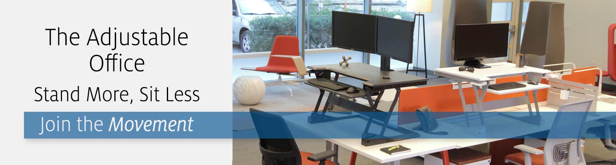 sit-stand desks for office – data source media