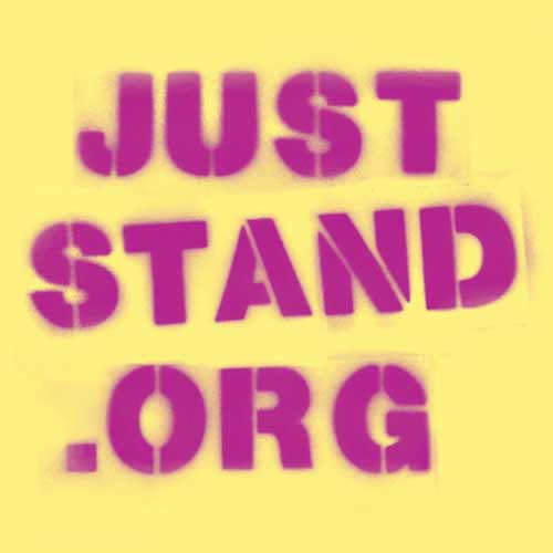 just stand logo